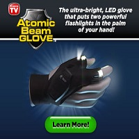 Atomic Beam Glove
