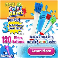 Battle Balloons Color Burst