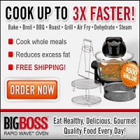 Big Boss Rapid Wave Oven
