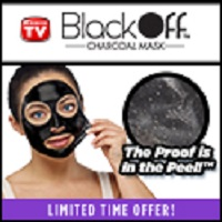 Black Off Charcoal Mask