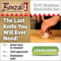 Bonzai Knives