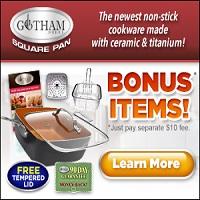 Gotham Square Pan