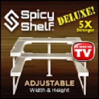 Spicy Shelf Deluxe