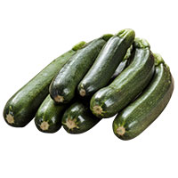 Zooming Zucchini