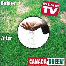 Canada Green Grass Before And After