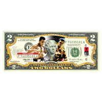 Muhammad Ali $2 Bill