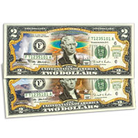 National Park $2 Bill