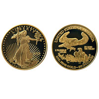 Saint-Gaudens $50 Double Eagle