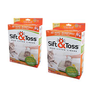 Sift & Toss
