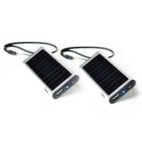 Solar Juice Charger
