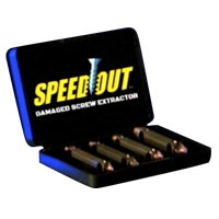 SpeedOut Screw Remover