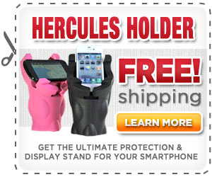Hercules Holder As Seen On TV
