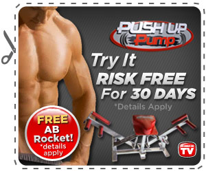 As Seen On TV Push Up Pump